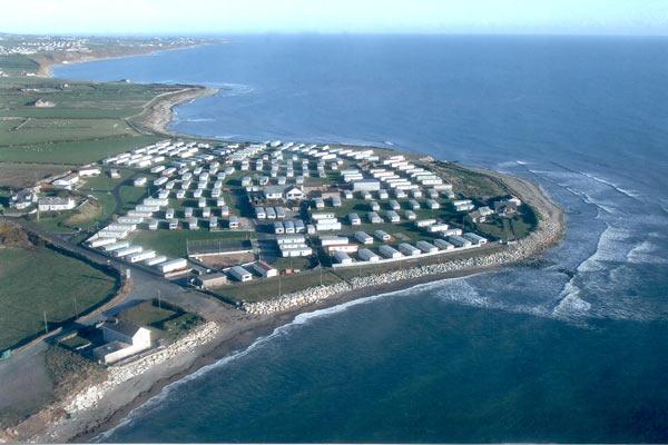Aerial Picture of Leestone Caravan Park